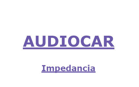AUDIOCAR -  Tutorial 54e662edd5645ffa0a2986d58caa945e5g