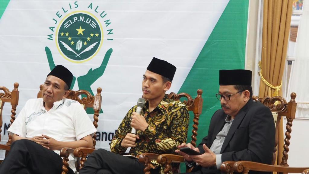 Alumni IPNU Dorong Pemerintah Jokowi Memilih Kader Muda NU
