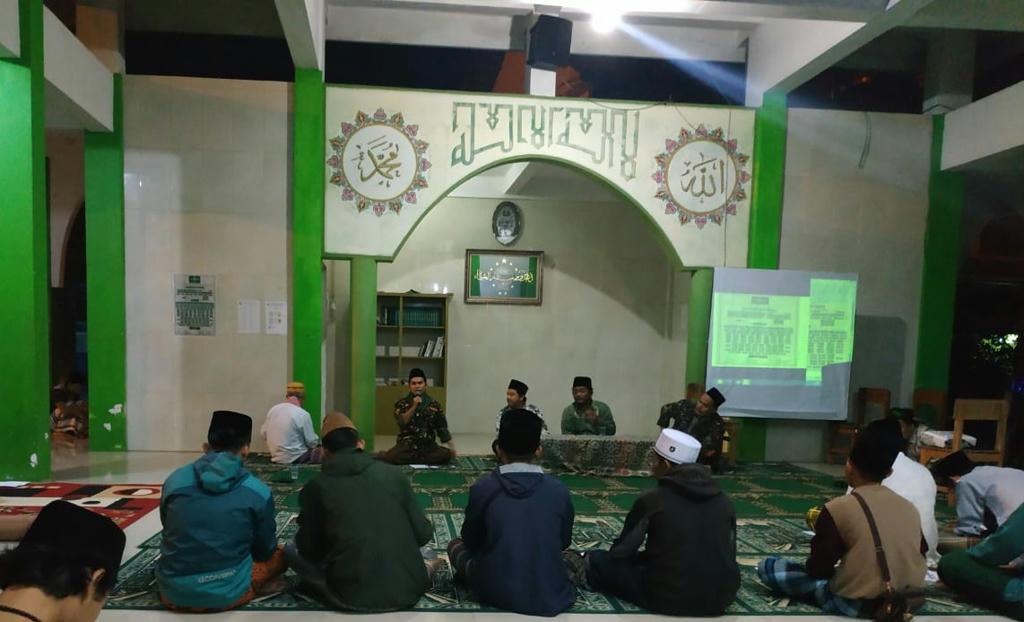 RJA Kota Tasikmalaya Resmi buka Pasaran Kitab Risalah Ahlussunah wal Jama'ah Angkatan II